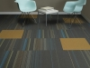 Waiting room mannington carpet tiles