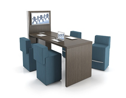 Artopex Downtown series collaboration table