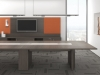 Wood rectanglar conference table - Essentia series - Artopex