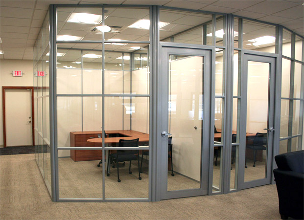 NxtWall Flex Series Glass Office Walls