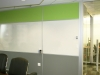 Nxtwall integrated movable wall whiteboard