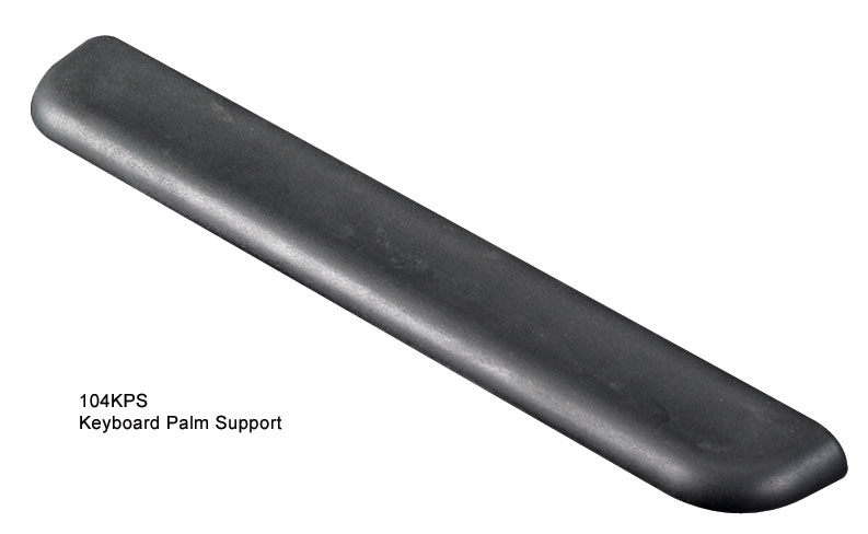 Gel palm support pad for keyboard Rightangle