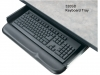 Desk keyboard tray drawer Rightangle products