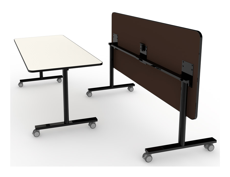 Fleetwood mobile flip top tables