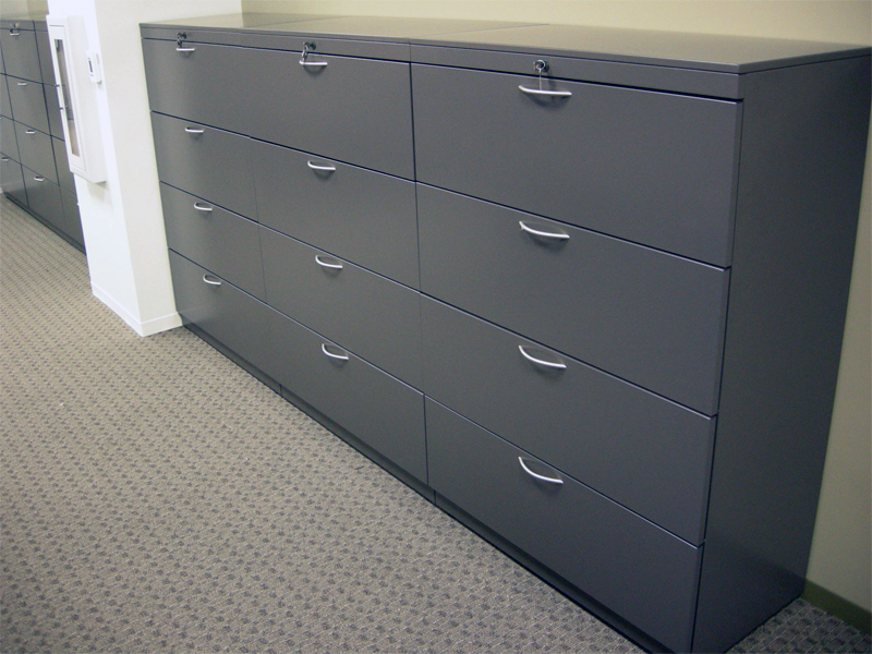 4 drawer metal lateral file Great Openings