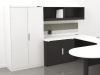 Durable metal storage cabinets by Artopex