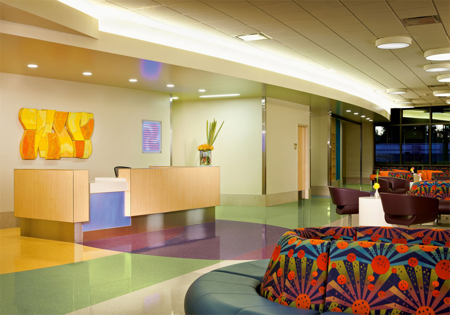 Linoleum multicolor flooring by Armstrong