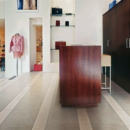 Mannington porcelain flooring