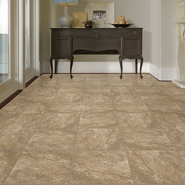Shaw ceramic La Paz floor tiles