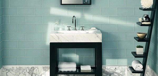 Virginia tile marble tiles for bathroom