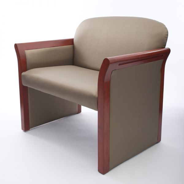 Healthcare Flair II chair (bariatric and caster options available)