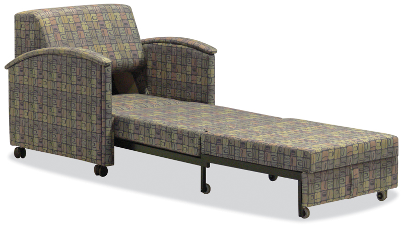 Healthcare sleeper chair - extended 80 series - IOA