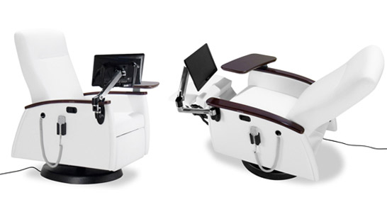 Helios Oncology treatment chair IOA