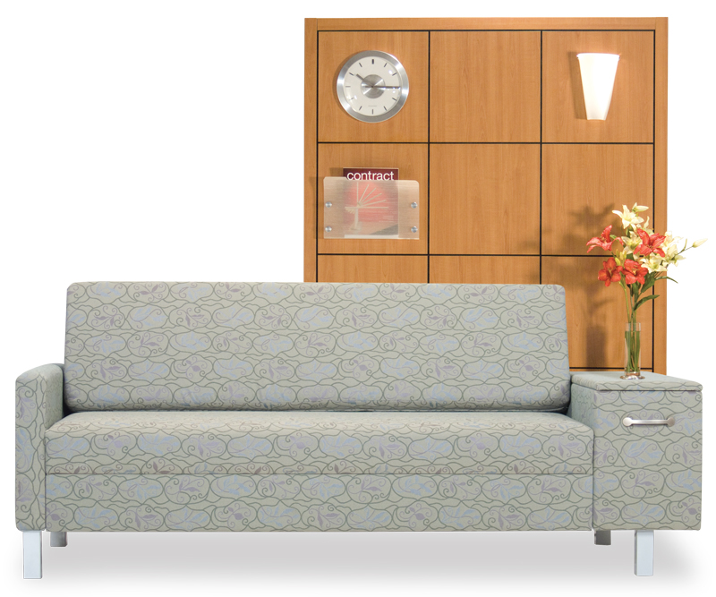 IOA healthcare Lota sleeper sofa