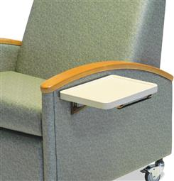 Recliner accessories available for all healthcare models