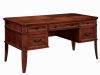 Home office writing desk arlington dmi