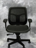 Eurotech - Apollo all black mesh task chair #477