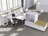 Artopex Air Line contemporary laminate casegoods