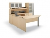 Artopex laminate office desk suite Take Off series