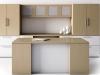 Indiana Furniture Canvas Series desk suite