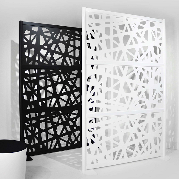 Loftwall Web series free standing space dividers / room separators