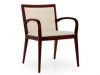 Wood luxury lounge chair (Addison by Krug)