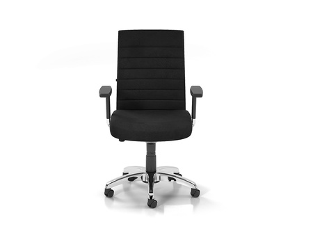 Artopex Sentinel leather midback conference multitask chair