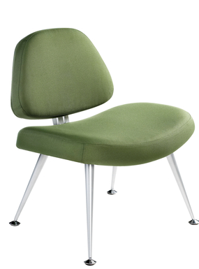 Nightingale Smurk green lounge chair - 801