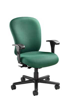 Nightingale heavy duty 24-7 chair - 450 lbs capacity - 247HD