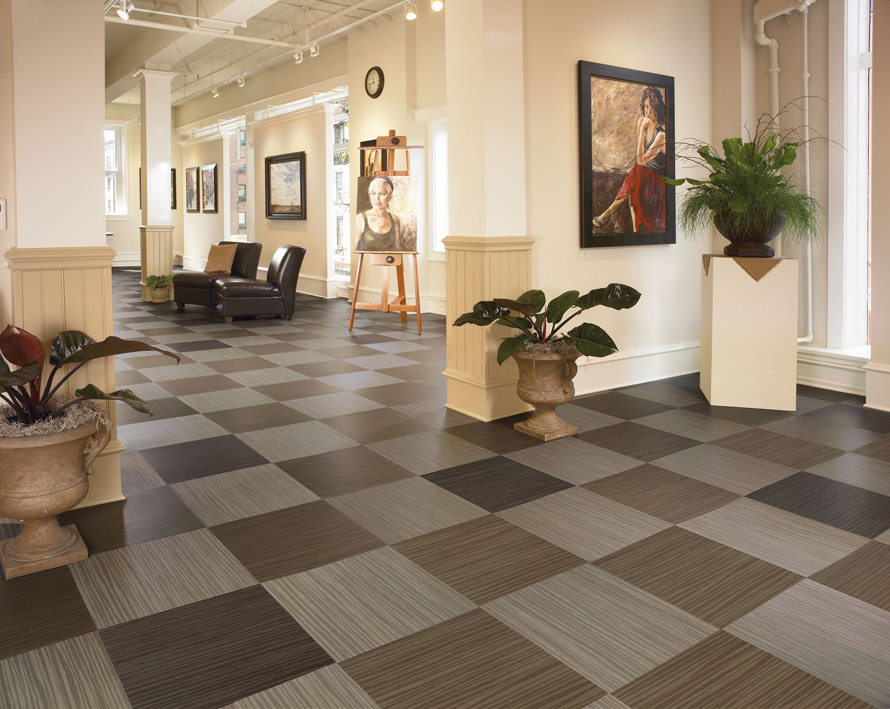VCT and LVT Flooring - myofficeone.com