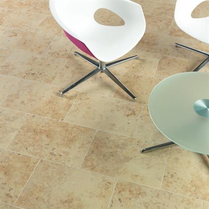 Spacia stone LVT floor tile Mannington