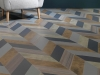 Amtico abstract LVT luxury vinyl tile