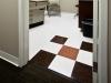 Medical resilient VCT tiles designer essentials Mannington