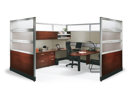 Artopex Uni-T U-shape desk modular office