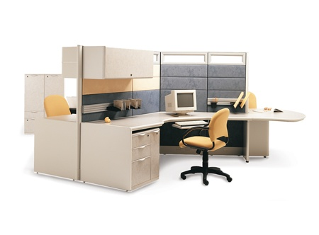 Ergonomic freestanding office workstations Artopex Imagine line