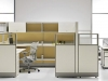 Compatico free standing workstation ao2
