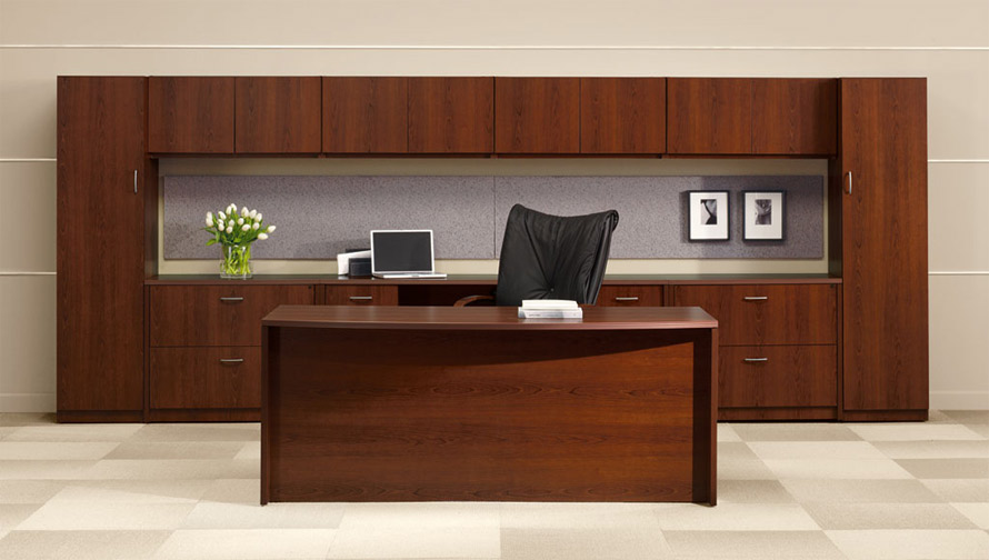 office desk workstation. Veneer Wood Executive Office Desk Workstation Indiana Furniture