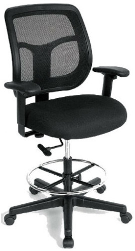 Buy Eurotech Apollo Drafting Stool Chair Dft9800 Www