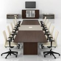 Buy Conference Tables in Laminate or Wood from www.myofficeone.com