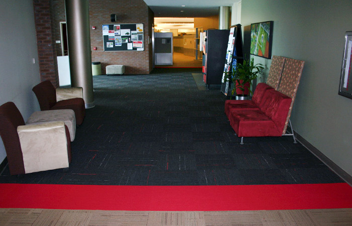 Interface Carpet Tile Maintenance Installation Methods Urban Retreat At University Student Hall Care