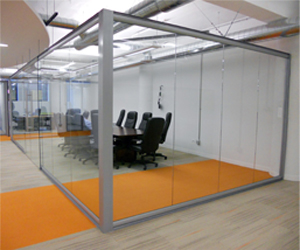NxtWall Interior Demountable Walls and Partition Systems